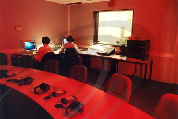 IAC Acoustics listening room moduline test facility iac varitone