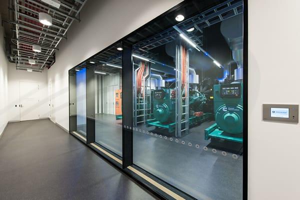 IAC Acoustics data centre web-based could computing