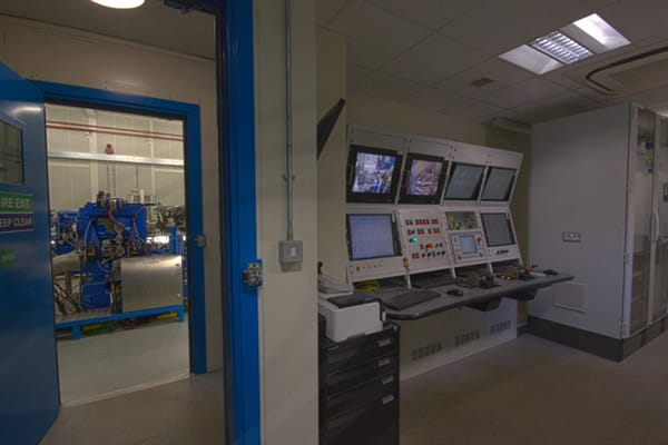 IAC Acoustics civil and military aircraft noise control and engine testing facility