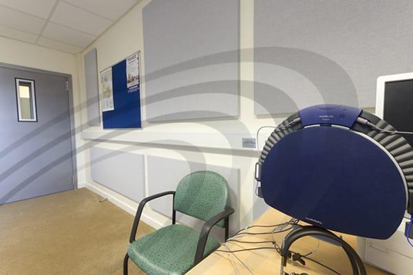 IAC Acoustics absorbatone aoustic panels