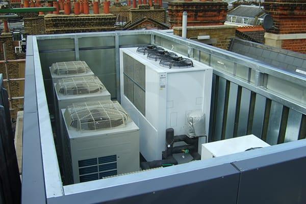 IAC Acoustics acoustic enclosure sound absorbtion panels