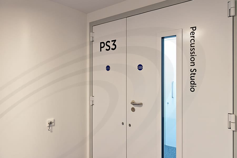 iac acoustics Royal Academy of Music in London acoustic steel door