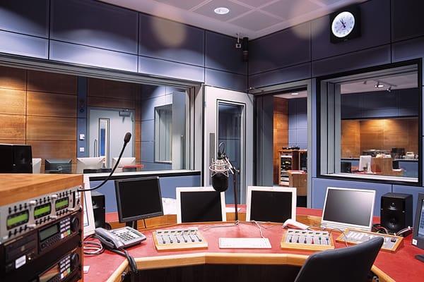 IAC Acoustics studio pakages radio studio