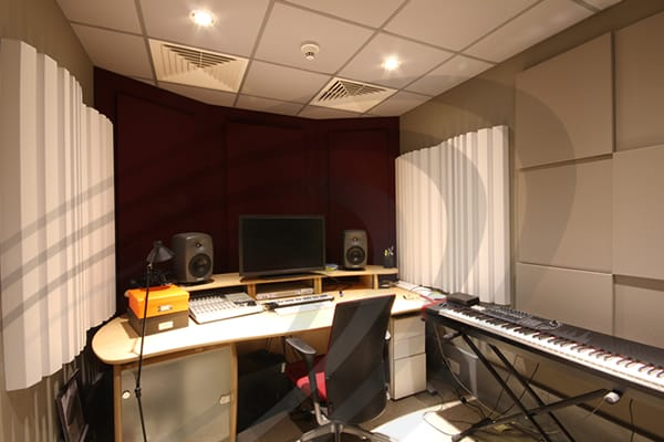 IAC Acoustics studio pakages music studio