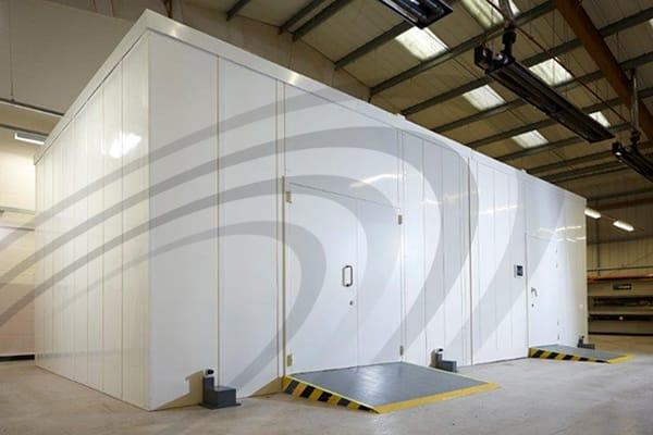 IAC Acoustics transmission suite